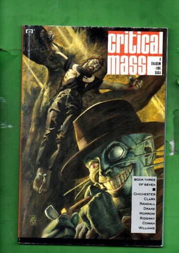 A Shadowline Saga: Critical Mass Vol. 1 #3 Mar 90