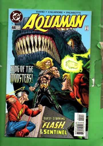 Aquaman #44 May 98