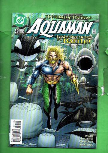 Aquaman #45 Jun 98