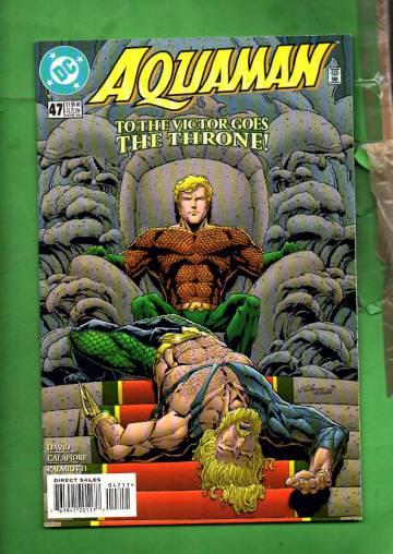 Aquaman #47 Aug 98