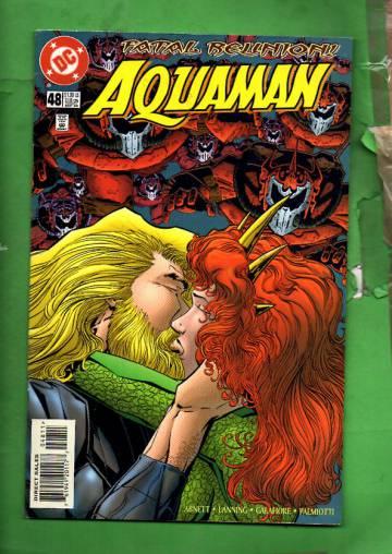 Aquaman #48 Sep 98