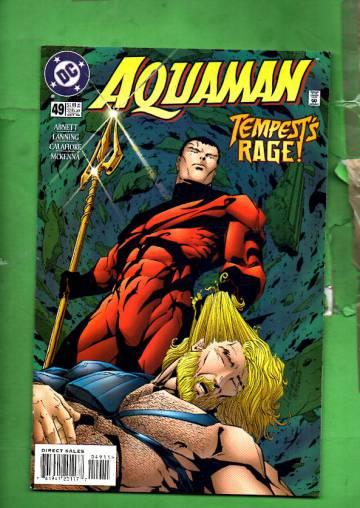 Aquaman #49 Oct 98