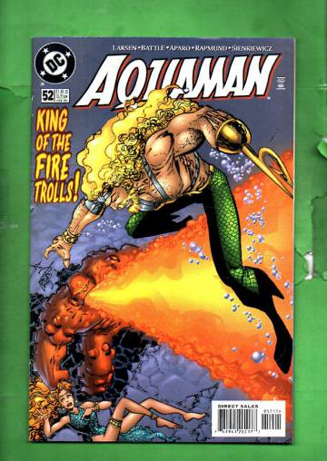 Aquaman #52 Feb 99