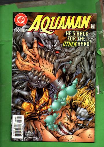 Aquaman #56 Jun 99