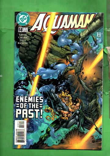 Aquaman #58 Aug 99