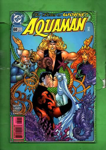 Aquaman #60 Oct 99