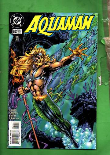 Aquaman #62 Dec 99
