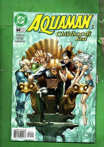 Aquaman #64 Feb 00
