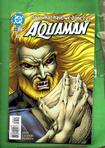 Aquaman #33 Jun 97
