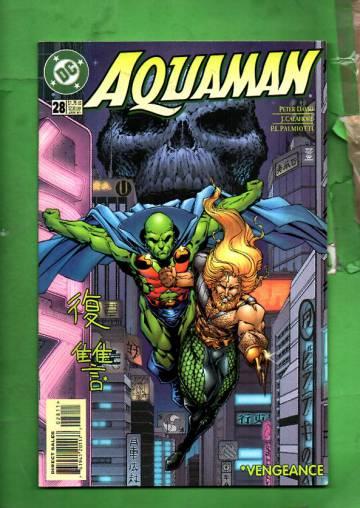Aquaman #28 Jan 97