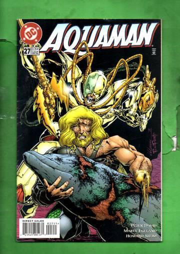 Aquaman #27 Dec 96