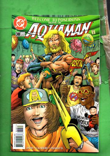 Aquaman #38 Nov 97