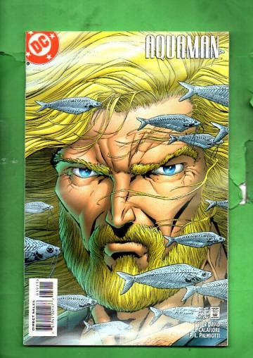 Aquaman #39 Dec 97