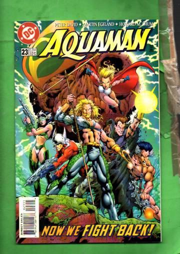 Aquaman #23 Aug 96