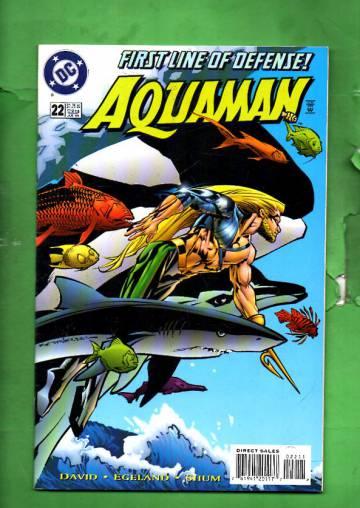 Aquaman #22 Jul 96