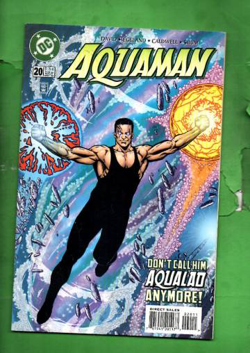 Aquaman #20 May 96