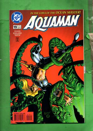Aquaman #19 Apr 96