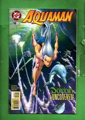 Aquaman #18 Mar 96