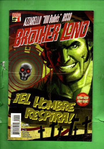 100 Bullets: Brother Lono #1 Aug 13