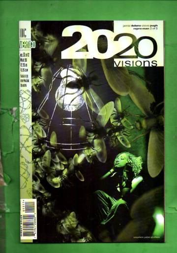2020 Visions #11 Mar 98