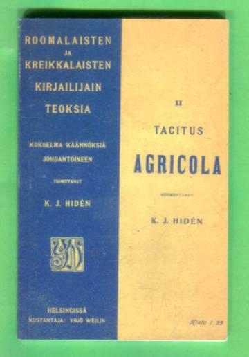 Roomalaisten ja kreikkalaisten kirjailijain teoksia II - Agricola