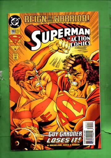 Action Comics #709 Apr 95