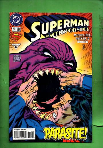 Action Comics #715 Nov 95