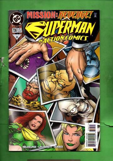 Action Comics #736 Aug 97