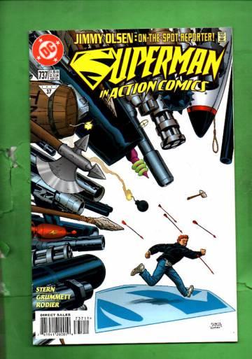 Action Comics #737 Sep 97