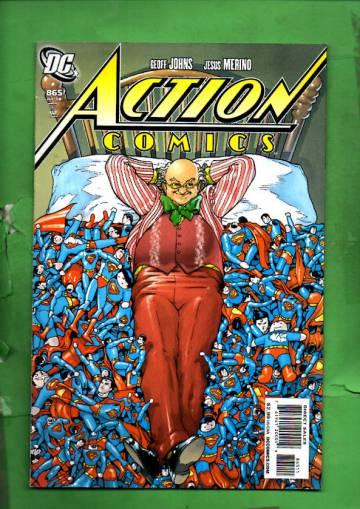 Action Comics #865 Jul 08