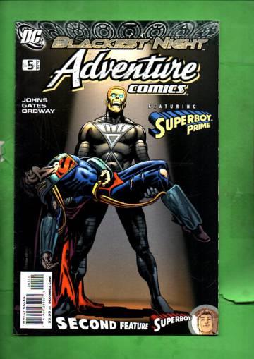 Adventure Comics #5 / Adventure Comics #508 (Variant Cover) Feb 10