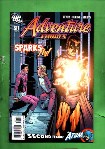 Adventure Comics #517 Oct 10