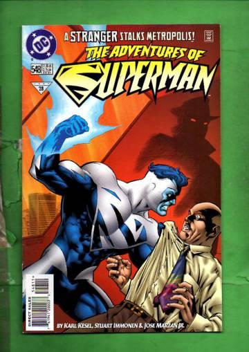 Adventures of Superman #548 Jul 97