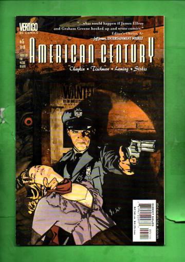 American Century #5 Sep 01