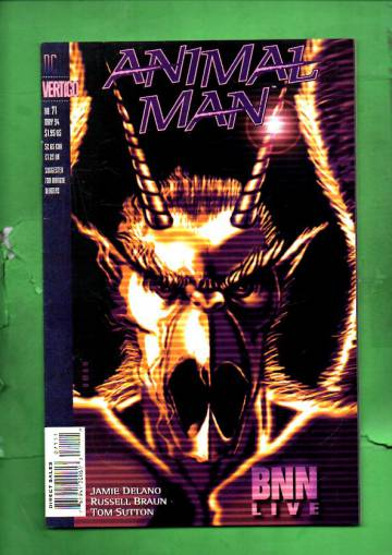 Animal Man #71 May 94