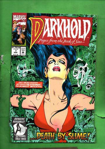 Darkhold: Pages from the Book of Sins Vol. 1 #7 Apr 93