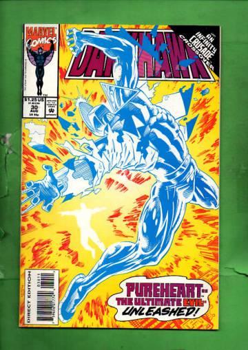 Darkhawk Vol. 1 #30 Aug 93