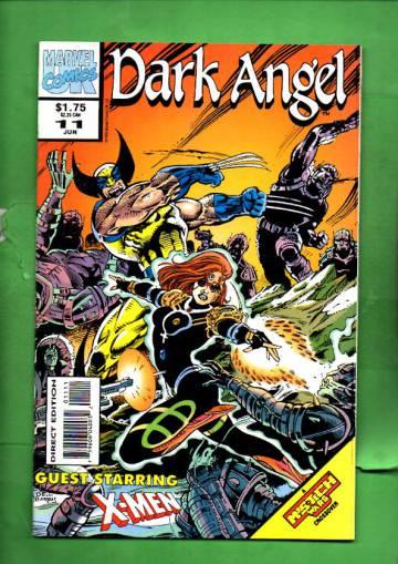 Dark Angel Vol. 1 #11 Jul 93