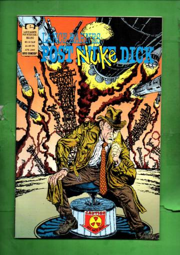 Lance Barnes: Post Nuke Dick Vol. 1 #1 Apr 93