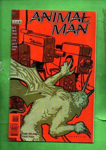 Animal Man #72 Jun 94