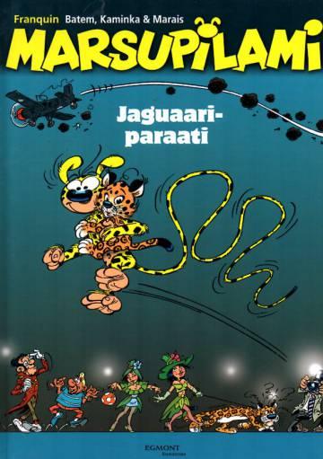 Marsupilami 13 - Jaguaariparaati