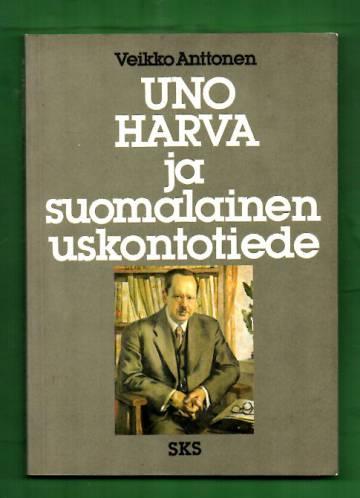 Uno Harva ja suomalainen uskontotiede