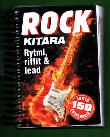Rock-kitara - Rytmit, riffit & lead