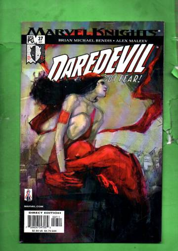 Daredevil Vol. 2 #37 Nov 02