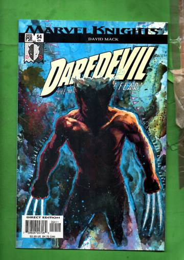 Daredevil Vol. 2 #54 Jan 04