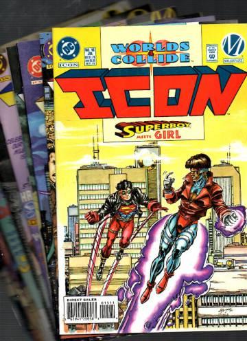 Icon -paketti (10 numeroa)