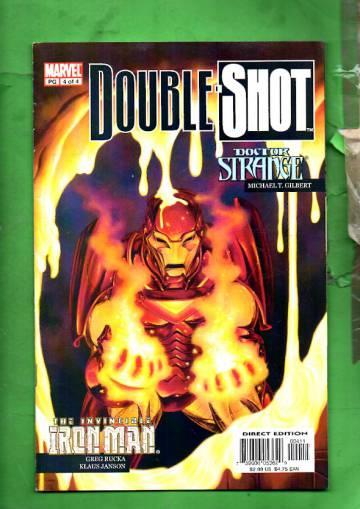 Marvel Double Shot Vol. 1 #4 Apr 03