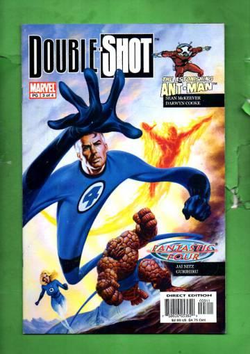 Marvel Double Shot Vol. 1 #3 Mar 03