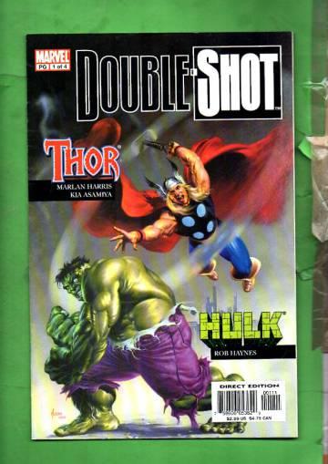 Marvel Double Shot Vol. 1 #1 Jan 03