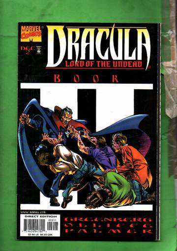 Dracula: Lord of the Undead Vol. 1 #2 Dec 98
